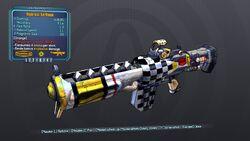 Rigorous KerBoom 70 Orange Explosive