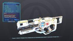 Catalyzing Zappinator 70 Blue Shock