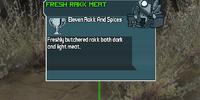 Eleven Rakk And Spices