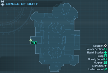 CircleofDuty Map
