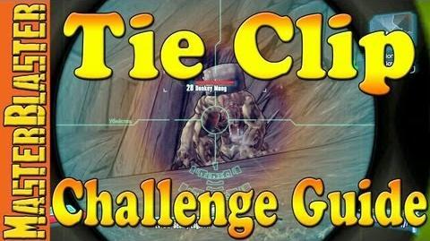 Borderlands 2 Tie Clip Challenge Guide
