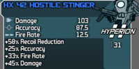 Stinger (Borderlands)