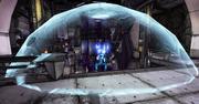 ION Loader shield