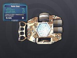 LV 29 Booster Shield