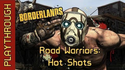 Road Warriors Hot Shots