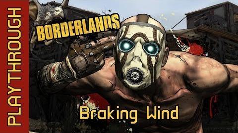Braking Wind