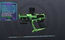 Lvl50 Emerald Repeater