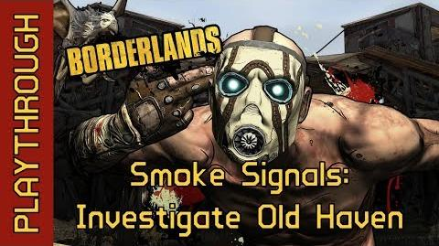 Smoke Signals Investigate Old Haven