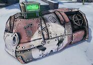 Fry gas tank