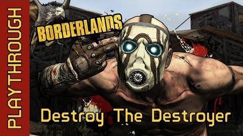 Destroy The Destroyer