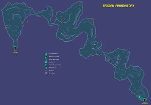 Eridian Promontory Complete