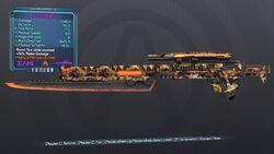 Cartel Sniper 50