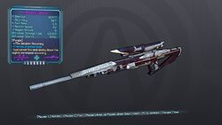 Investment Contract 70 Purple Cryo