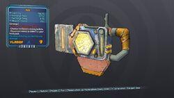 Kala 70 Orange 485C