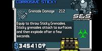 Sticky Grenade