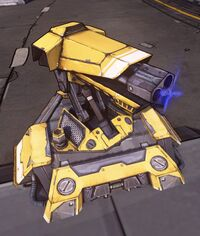 Hyperion Field Turret
