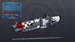 Potent Torguemada 70 Blue Explosive