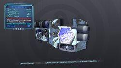 Warming Asteroid Belt 70 Blue 65A5I
