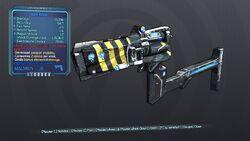 Hard Reboot 70 Blue Shock S