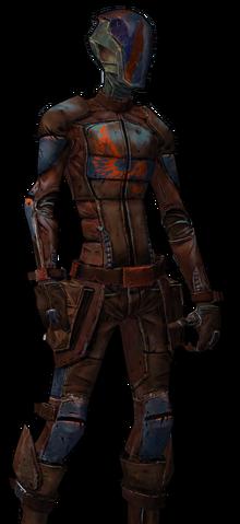 File:BL2-Zer0-Skin-Bandit War Paint.png