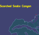 Scorched Snake Canyon