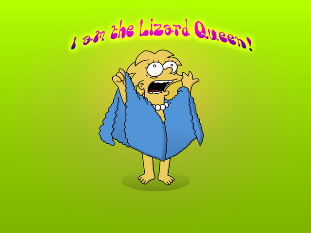 File:I am the Lizard Queen by Simpsonix.png