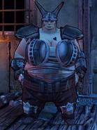 ell in shining armor