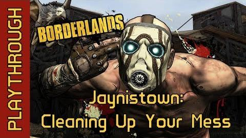 Jaynistown Cleaning Up Your Mess