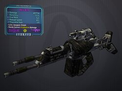 LV62 Rock Rifle