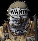BL2-Krieg-Head-I WANNA BE WANTED