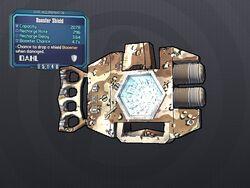 LV 28 Booster Shield