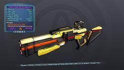Potential Aggressive Expansion 70 Purple Fire