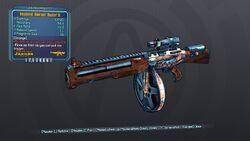 Deadshot Hammer Buster II 72 Orange None