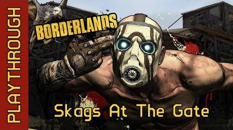 Skags At The Gate