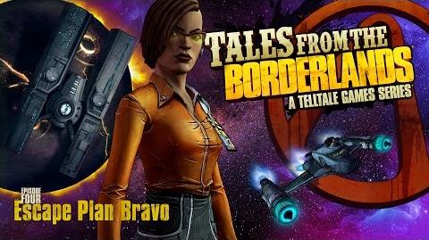 Tales from the Borderlands Episode 4 - 'Escape Plan Bravo' Trailer