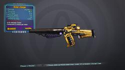 Sledge shotgun 72