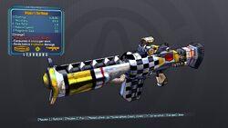 Slippery KerBoom 70 Orange Explosive