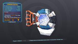 Inflamable Supernova 70 Orange 285F