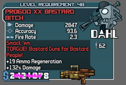 Cheater pro600 xx bastard bitch