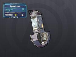 LV 29 Longbow Grenade