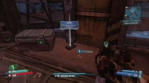 Borderlands2 frostburncanyon echo 1
