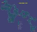 Candlerakk Crag Map.png