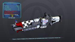 Impetuous Torguemada 70 Blue Explosive
