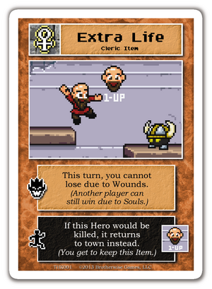 THK001 Extra Life