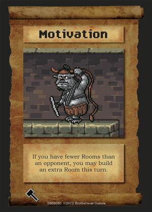 BMA050 Motivation