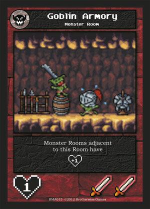BMA015 Goblin Armory