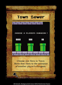 SPELL, TOWN SEWER