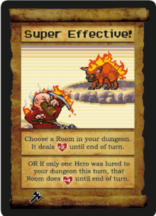 Super Effective! (goofed card)