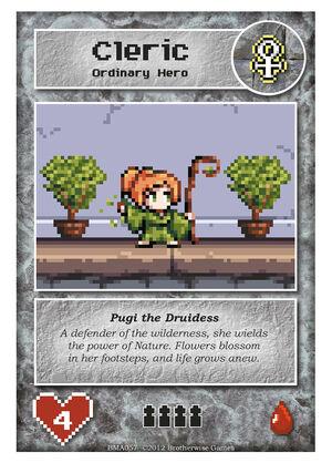 BMA057 Pugi the Druidess
