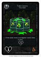 Toxic cavern